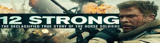 12 Strong - Trailer #2