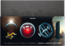 Buch Review: The Making of Stanley Kubrick's '2001: A Space Odyssey'