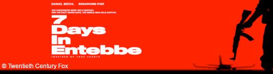 7 Tage in Entebbe - Ab Oktober auf DVD und Blu-ray