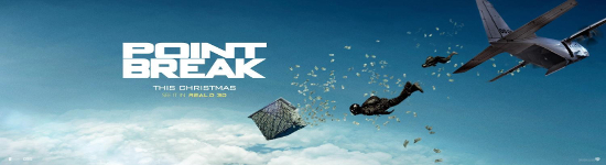 NEWS: Remake von POINT BREAK erscheint erst im Juli für BD/DVD