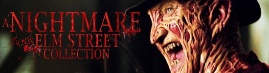 Nightmare On Elm Street: Collection - Ab November im Steelbook auf Blu-ray