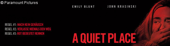A Quiet Place - Ab September auf DVD und Blu-ray