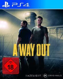 PS4 Kritik: A Way Out
