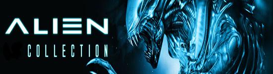 Alien 1-6 Collection  - Ab September auf DVD und BD