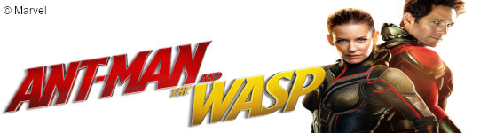 Ant-Man and the Wasp - Ab November auf DVD & BD