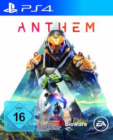 PS4 Kritik: Anthem