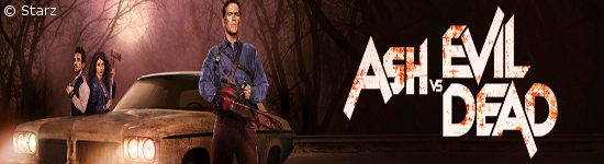 Ash vs. Evil Dead - Starz stellt Serie ein