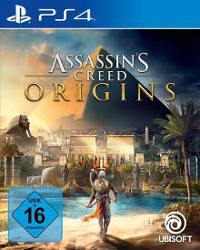 PS4 Kritik: Assassin's Creed Origins