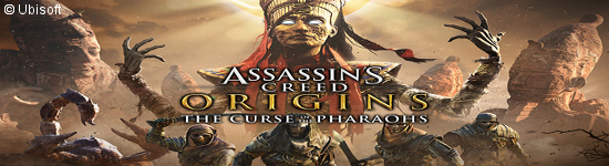 Assassin's Creed: Origin - Der Fluch der Pharaonen