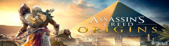 Assassin's Creed: Origin - Details zum April-Update