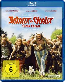 BD Kritik: Asterix & Obelix gegen Caesar