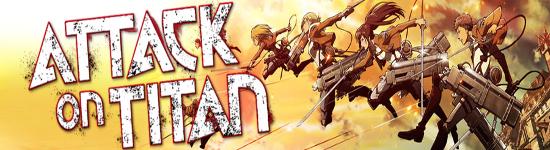 Attack on Titan - Anime erscheint 2017 auf DVD und Blu-ray