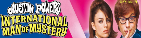 BD Kritik: Austin Powers - Das Schärfste, was ihre Majestät zu bieten hat