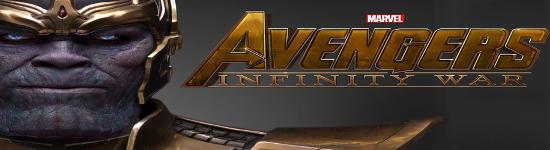 Avengers: Infinity War - Trailer #1