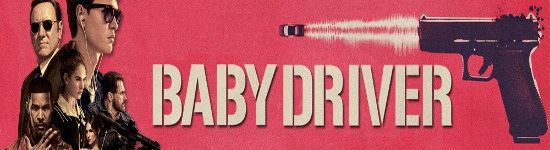 Baby Driver - Ab Januar auf DVD und Blu-ray