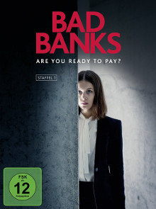 DVD Kritik: Bad Banks - Staffel 1