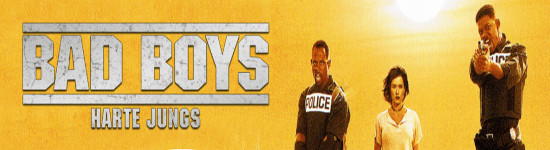 Bad Boys - Deluxe Edition im Steelbook ab Mai auf BD