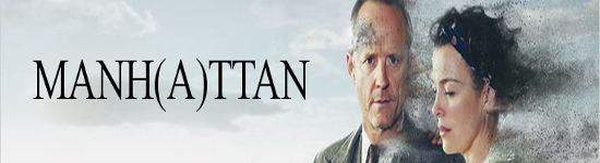 Manhattan - Staffel 1