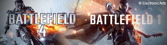 Battlefield: Zwei DLC's für kurze Zeit gratis
