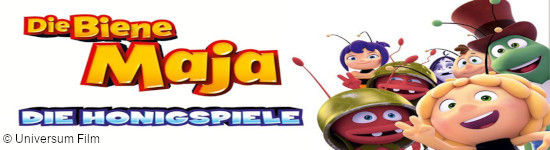 Die Biene Maja - Ab September auf DVD und Blu-ray