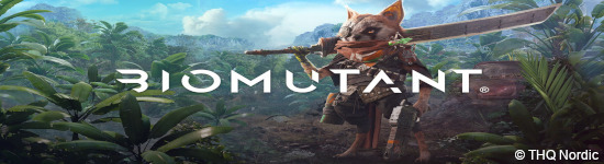 Biomutant - Gameplay Trailer