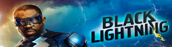 Black Lightning - Trailer #1