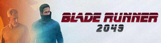 Blade Runner 2049 - Ab April auf DVD, Blu-ray und als Deckard Blaster Edition