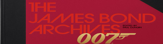 Buch Review: The James Bond Archives