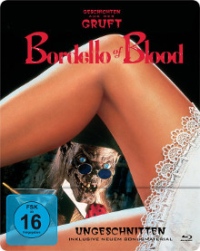 Bordello of Blood - Steelbook
