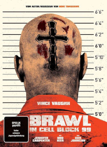 Mediabook Kritik: Brawl in Cell Block 99