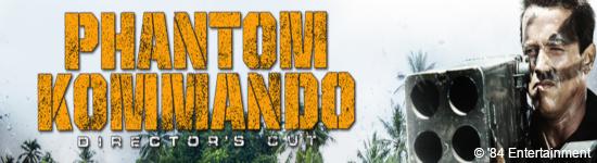 Phantom Kommando - Ab Mai im Mediabook
