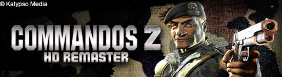 Commandos 2 HD Remaster - Ab Januar im Handel