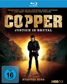 Copper – Staffel 1