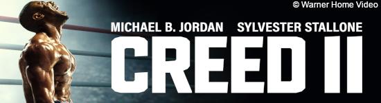 BD Kritik: Creed II - Rocky's Legacy