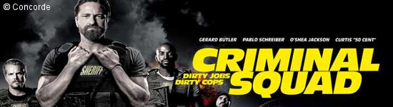 Criminal Squad - Ab Juni auf 2-Disc-Blu-ray