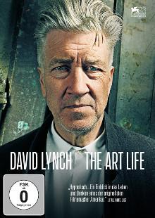 DVD Kritik: David Lynch: The Art Life