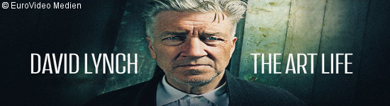 DVD Kritik: David Lynch: The Art Life