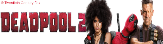 Deadpool 2 - Ab September auf DVD und Blu-ray