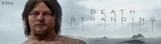 Death Stranding - E3 2018 4K Trailer