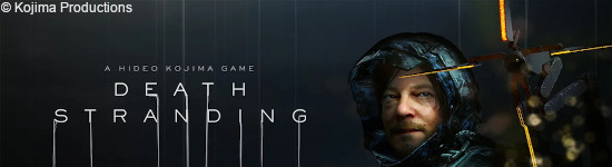 Death Stranding - Gameplay Demo