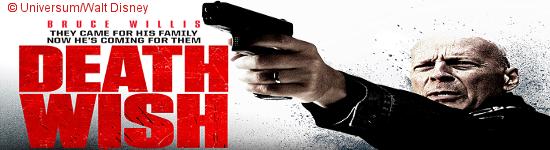 Death Wish - Ab Dezember auf DVD und Blu-ray