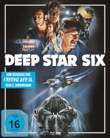 Mediabook Kritik: Deep Star Six