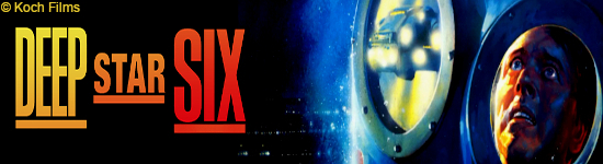 Mediabook Kritik: Deep Star Six
