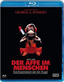 BD Kritik: Der Affe im Menschen