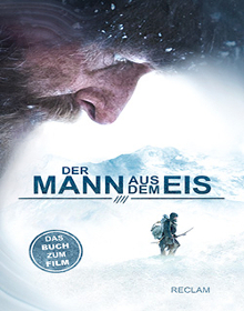 Buch Review: Der Mann aus dem Eis - Das Buch zum Film