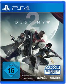 PS4 Kritik: Destiny 2