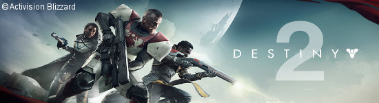 Destiny 2: Forsaken Legendary Collection - Ab September für PlayStation 4 und Xbox One