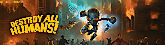 Destroy All Humans! - Die Sammlereditionen im Detail