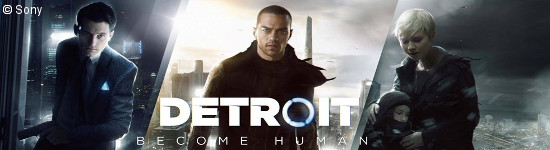 PS4 Kritik: Detroit: Become Human - Deluxe Edition