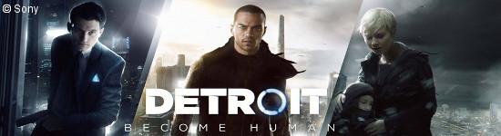 Detroit: Become Human - Spielbare Demo online